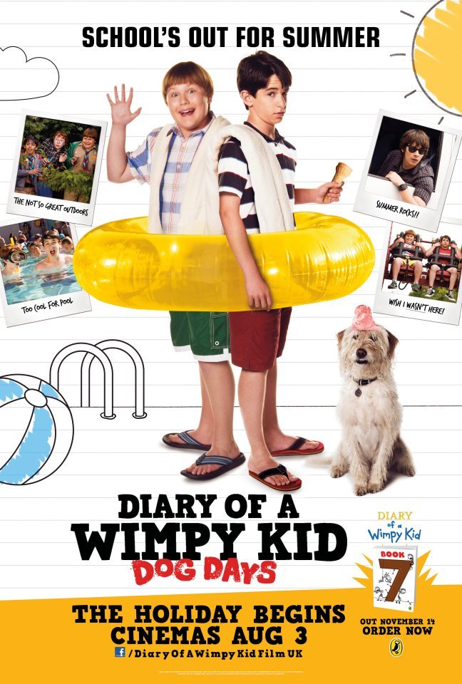 diary of a wimpy kid dog days full movie 123movies download