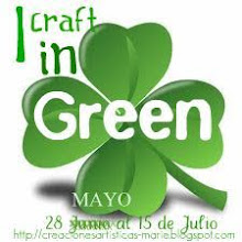 I CRAFT IN GREEN!