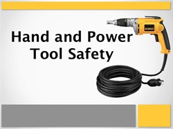 Hand Power Tool Safety