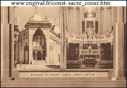 The Catholic Parish of the Sacred Heart of Jesus, Constantine Algeria 1972 1976