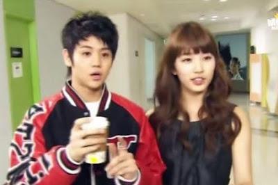 Suzy Miss A dan Yoseob B2ST