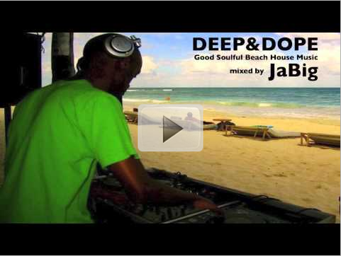 Good soulful beach house music by jabig deep dope dj for Good house music