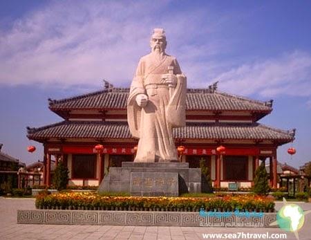 المعالم السياحية في شنغهاي
