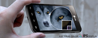 LG Optimus L5 II Dual SIM IPS LCD 4 inch