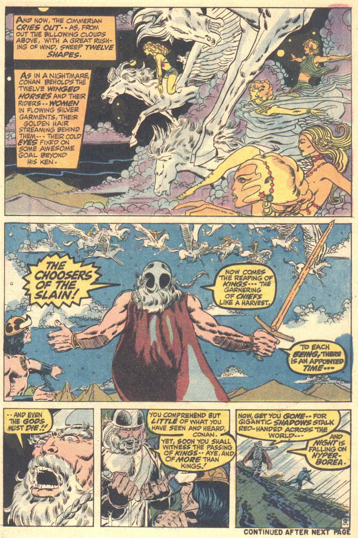 Conan the Barbarian (1970) Issue #3 #15 - English 4