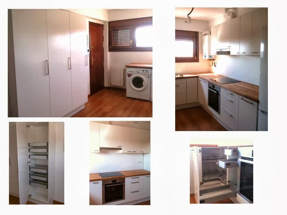 Nuestros trabajos cocina en cruz verde valladolid - Cocinas valladolid ...
