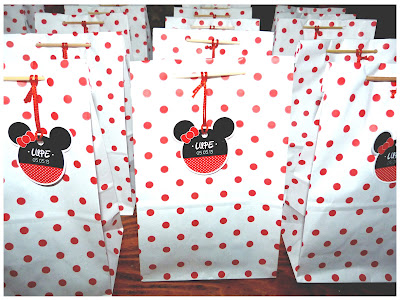 Cumplea  Os Mickey   Minnie