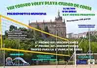 VIII TORNEO VOLEY-PLAYA