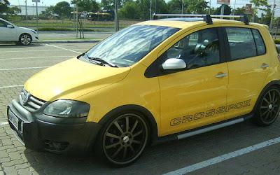 CrossFox Rebaixado Turbo