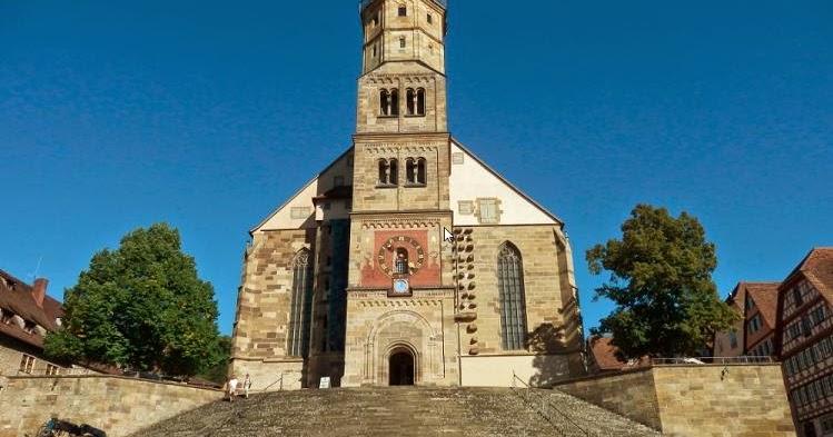 Escapadas y m s schwabisch hall alemania for Puerta jakober augsburgo