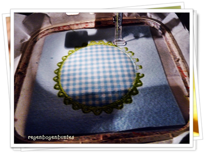 regenbogenbuntes kleine katastrophe wip f r smila. Black Bedroom Furniture Sets. Home Design Ideas