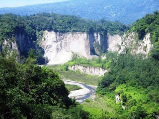 sianok canyon, indonesian tourism