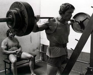 squat Increase testosterone