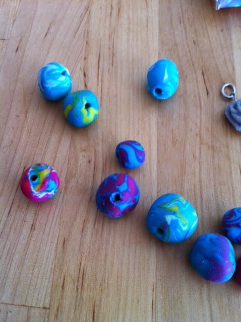 fabriquer bijou fimo