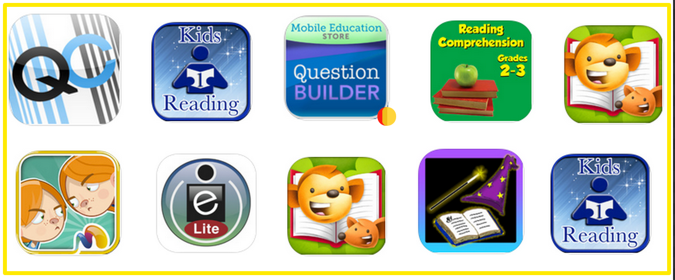 8 Excellent iPad Apps to Enhance Students Reading Comprehension ...