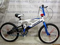 Sepeda BMX Pacific Avalon Suspensi 20 Inci