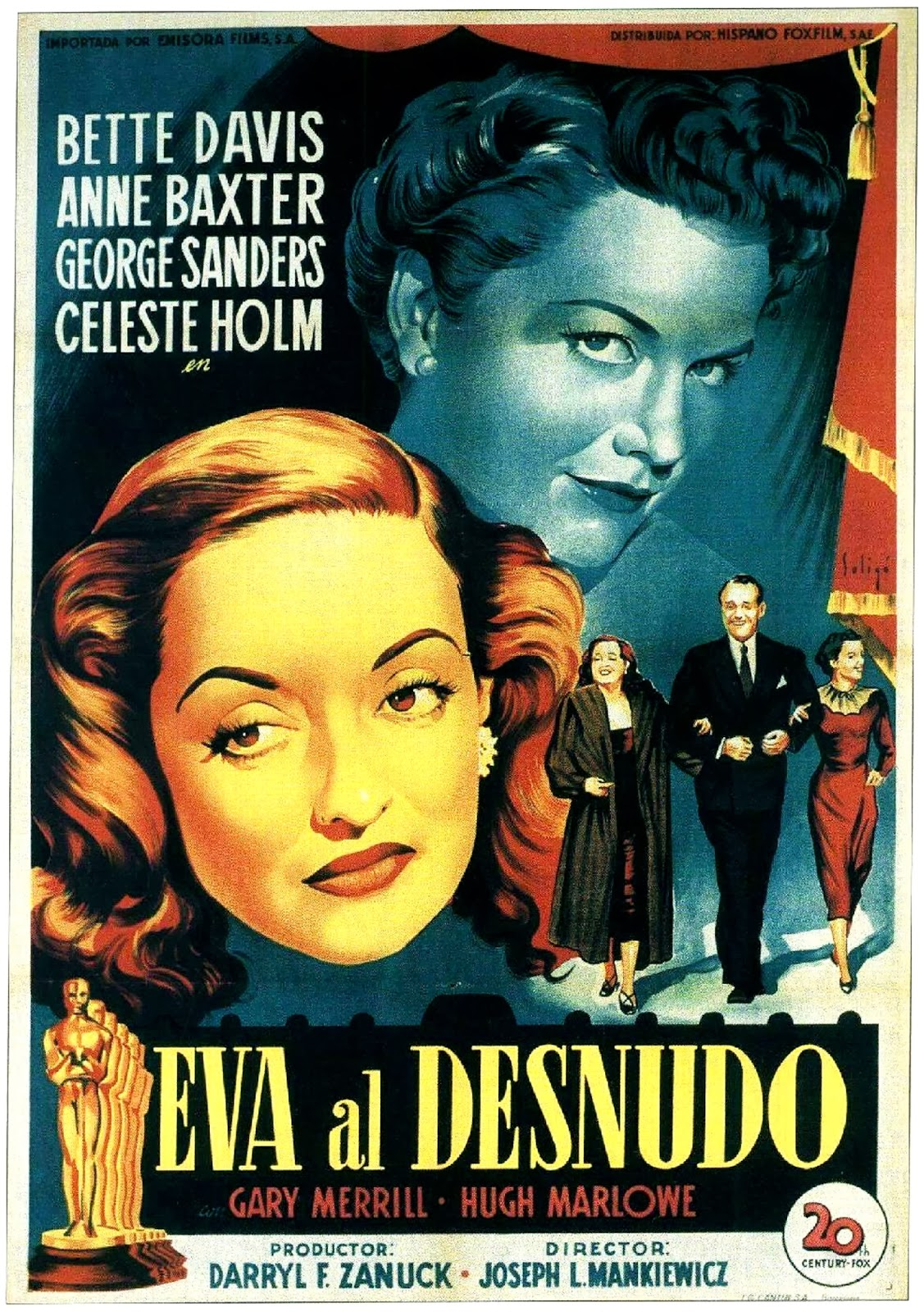 Eva al desnudo  /  All About Eve