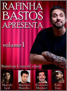 Baixar Rafinha Bastos Apresenta Vol. 1 DVDRip AVI RMVB