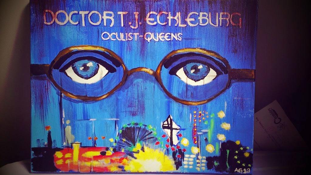 great gatsby oculist