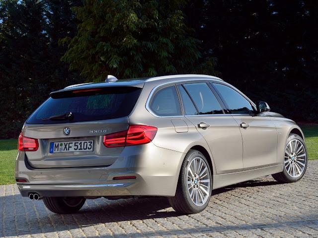 novo BMW Série 3 2016 - Touring