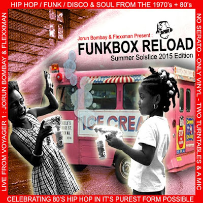 DJ Jorun Bombay's Funkbox Reload Summer Solstice (2015)