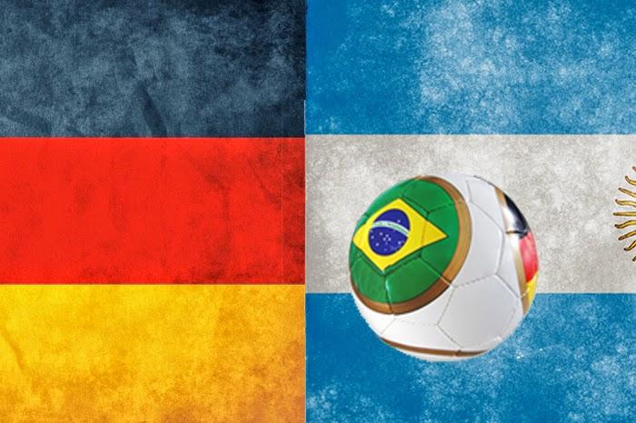 Live Stream Deutschland - Argentinien