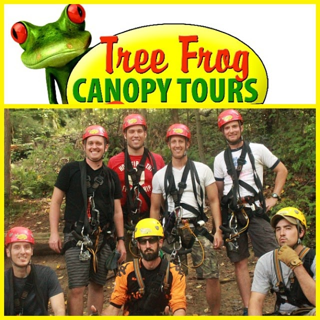 Tree Frog Canopy Tours  sc 1 st  OHventures & OHventures: Tree Frog Canopy Tours