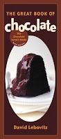 Greeat Book of Chocolate by David Lebovitz