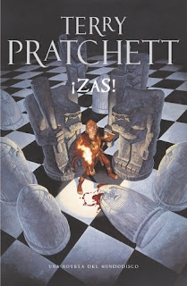 ¡Zas! de Terry Pratchett