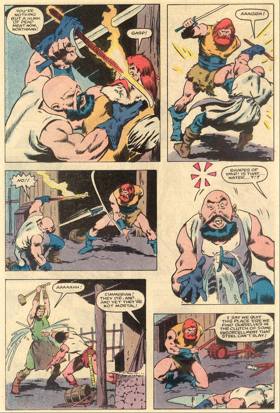 Conan the Barbarian (1970) Issue #163 #175 - English 14