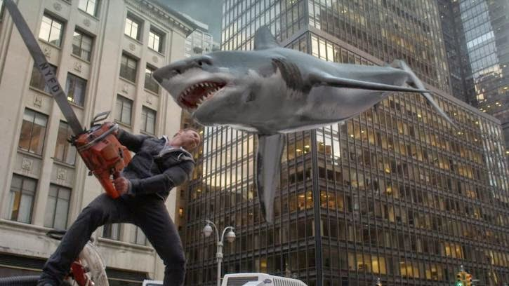 Sharknado 2: The Second One - Review