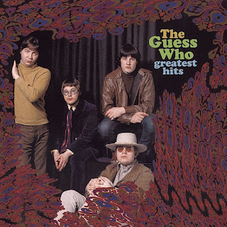 The Guess Who - These Eyes - On Greatest Hits Album (1969) -  WLCY Radio HITS