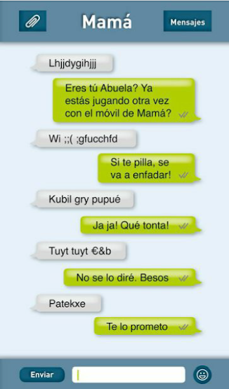 Reseña: Mis whatsapp con mamá - Alban Orsini