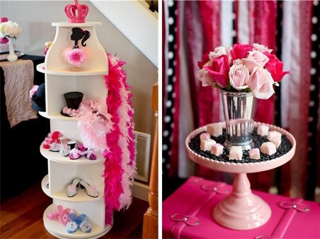 Barbie decoraci n de fiestas de cumplea os fiestas y - Todo para fiestas de cumpleanos ...