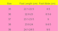 Shoes Measurement