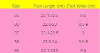 Shoes Measurement