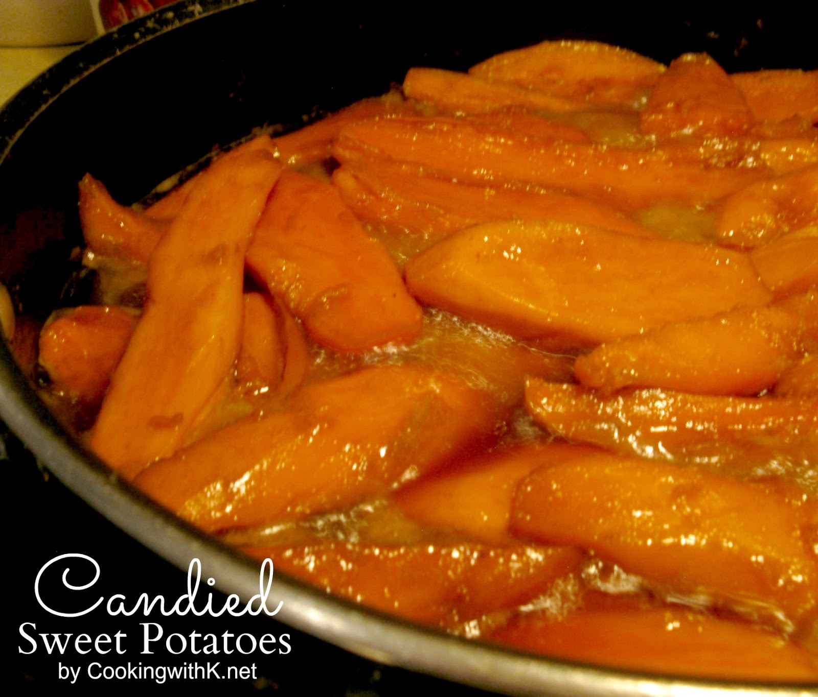 ... Southern Candied Sweet Potatoes {There is more to sweet potatoes than