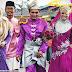 Majlis perkahwinan Shafiee dan Nor Aziantie