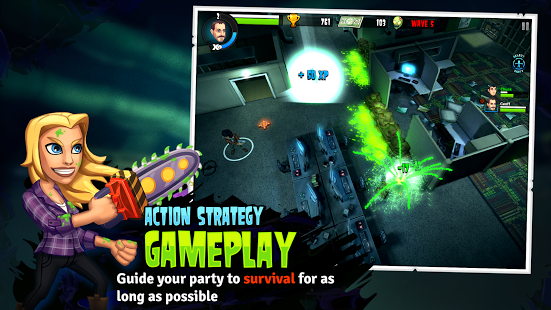 Rooster Teeth vs Zombiens Android APK + Obb