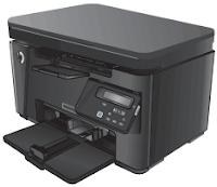 HP Laserjet Pro MFP M125 and M126 Driver Series Download Mac - Win
