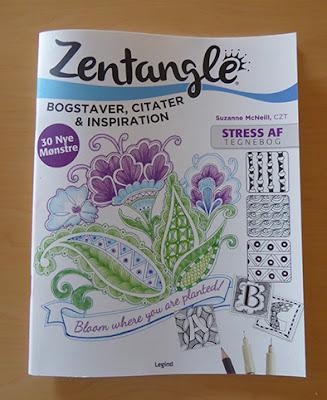 Lav dine egne flotte kort med Zentangle tekster