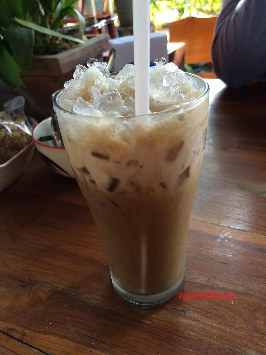 Chiangmai, Thailand, Iced Coffee