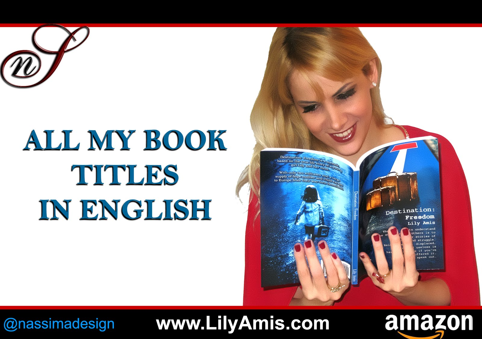 Lily Amis English Books