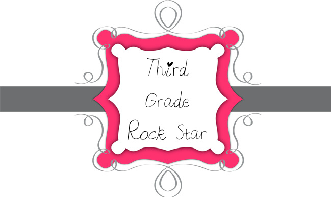 Third Grade Rock Star