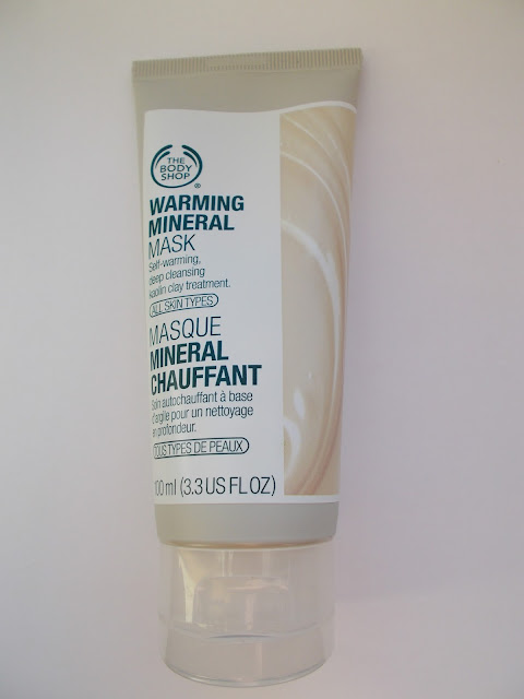 Warming Mineral Mask The Body Shop Face Skincare
