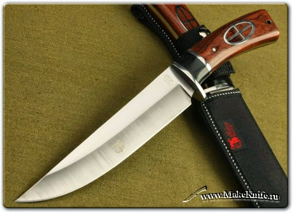 Охотничьи ножи своими руками из напильника
