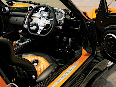 The Pagani Zonda C12 F, Pagani Zonda, Cars, cars sport, Interior, motor car, supercar