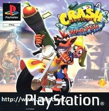 Free Download Games Crash Bandicoot Warped 3 PSX ISO Full Version