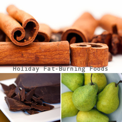 Holiday Fat-Burning Foods