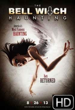 The Bell Witch Haunting 2013 poster